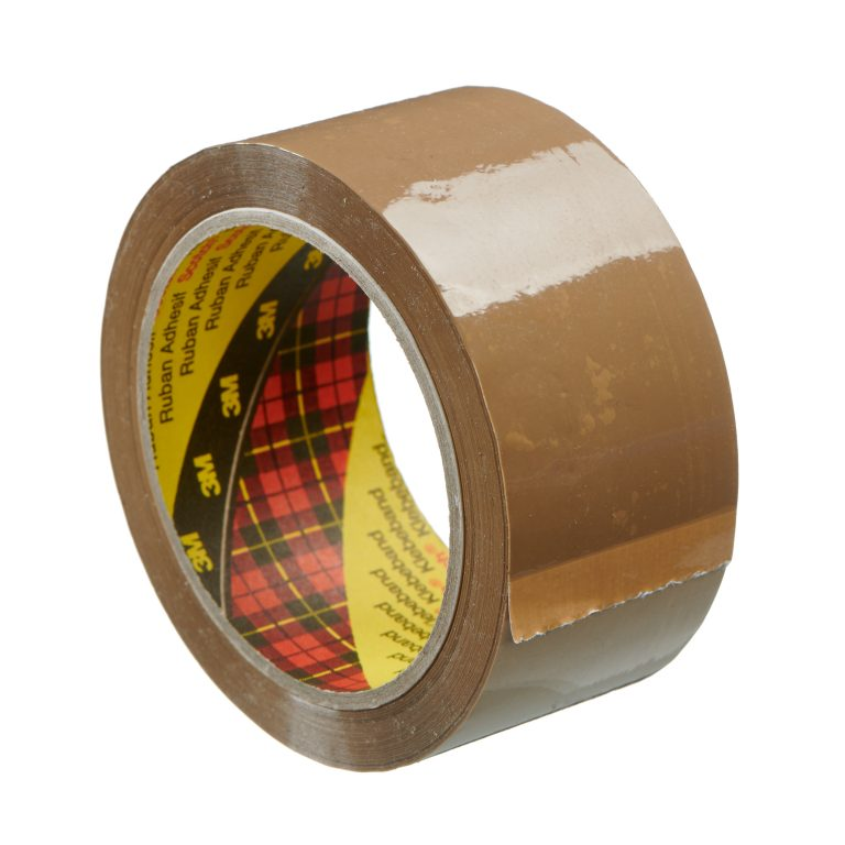 3M Brown Buff 48mm Scotch Tape