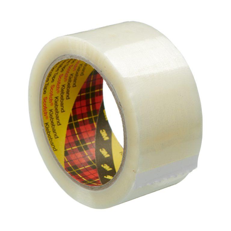3M Clear 48mm Scotch Tape