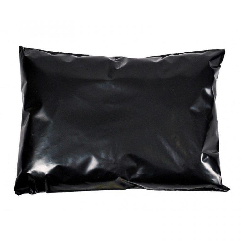 Black Polythene Postal Mailing Bag