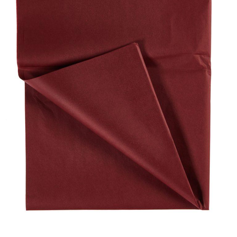 Burgundy Tissue Paper