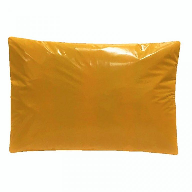 Orange Polythene Postal Mailing Bag