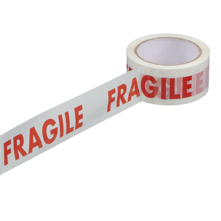 Printed Fragile Tape