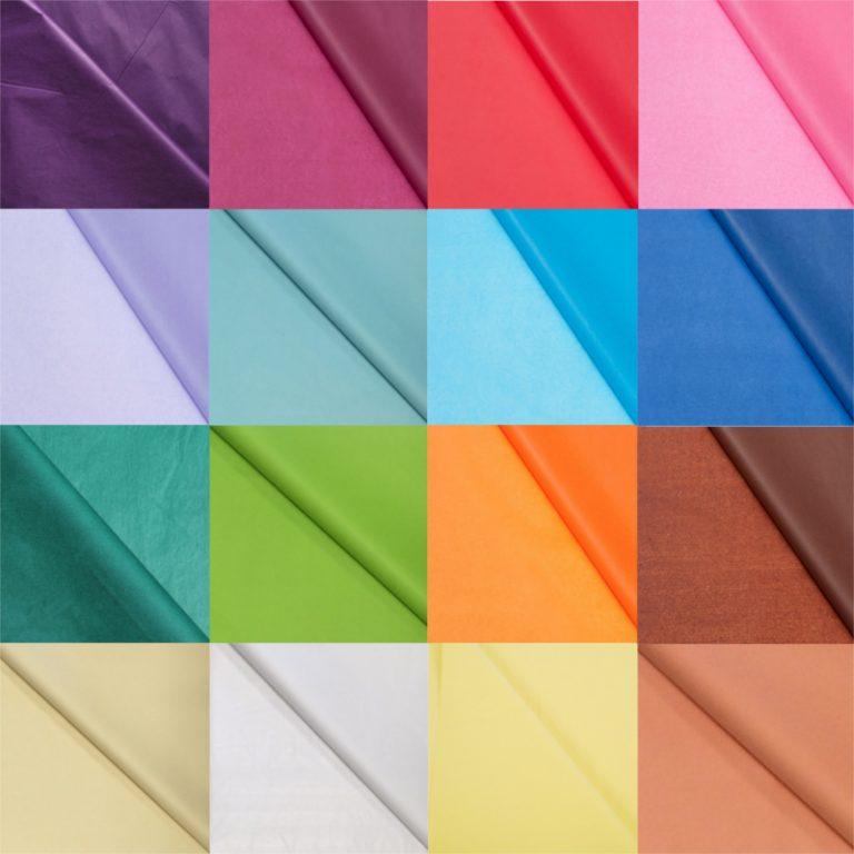tissue paper, coloured tissue paper, acid free, tissue, paper