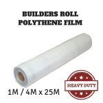 polythene sheeting roll