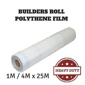 polythene sheeting roll