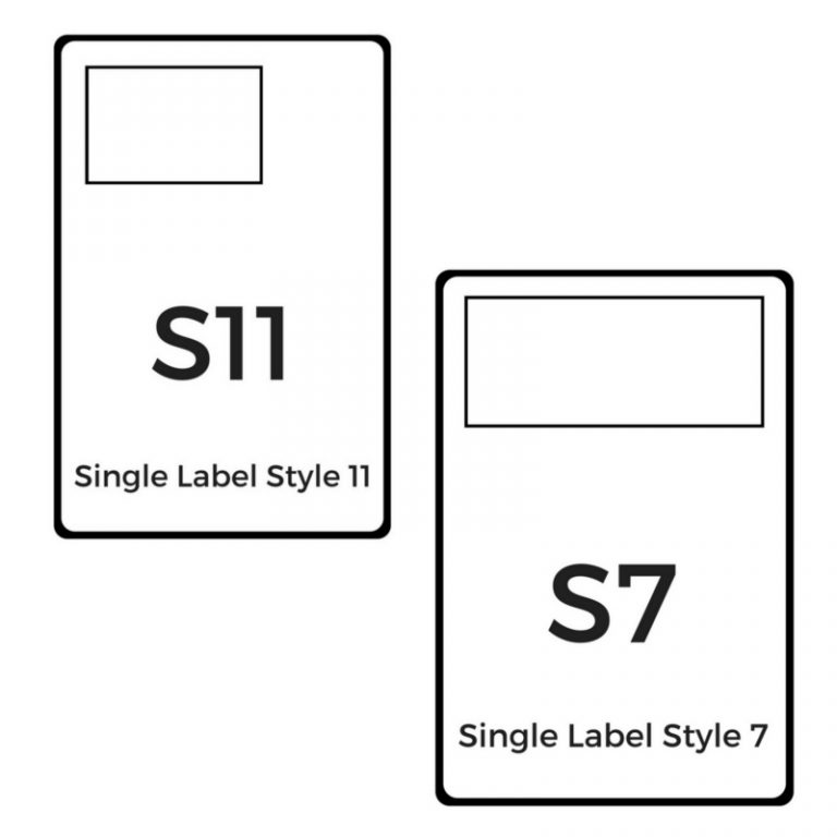 Integrated Labels, s11, s7,