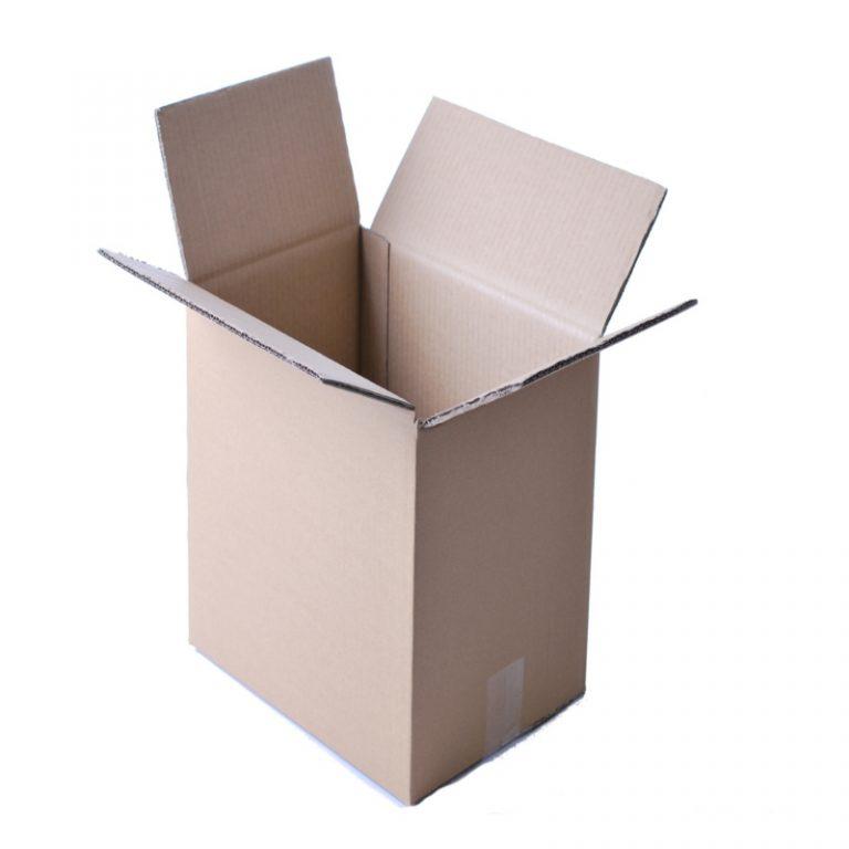 "12"" x 9"" x 9"" Double Wall Cardboard Box"
