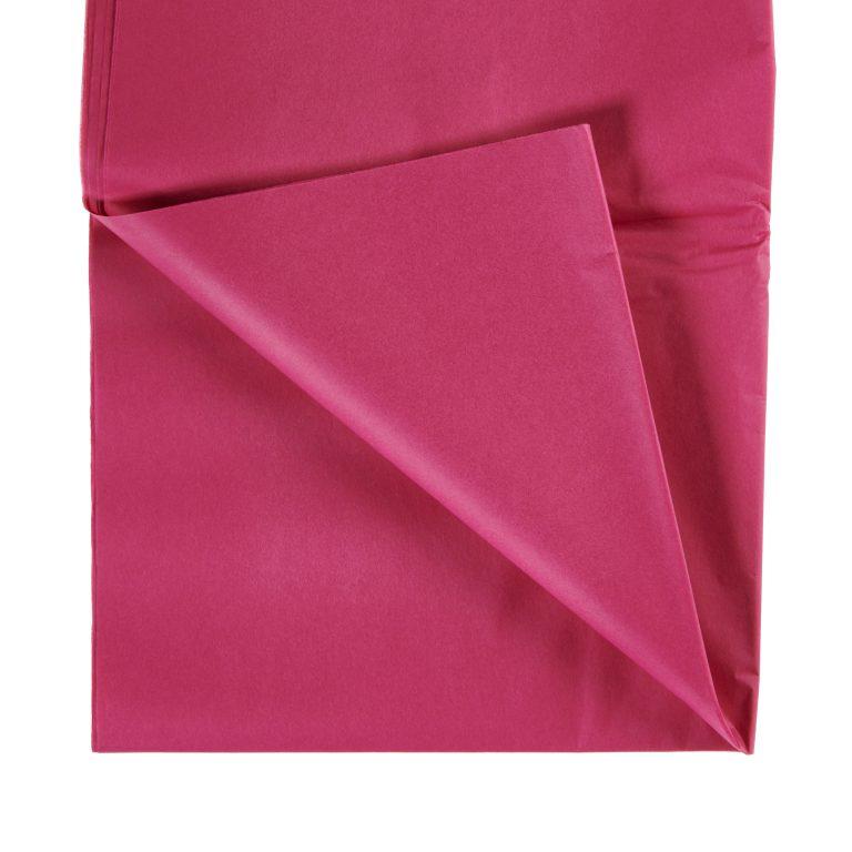 Cerise Pink Tissue Paper