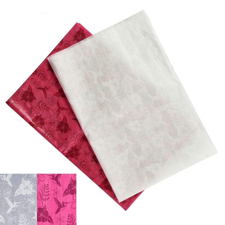 Hummingbird Printed Tissue Paper Group