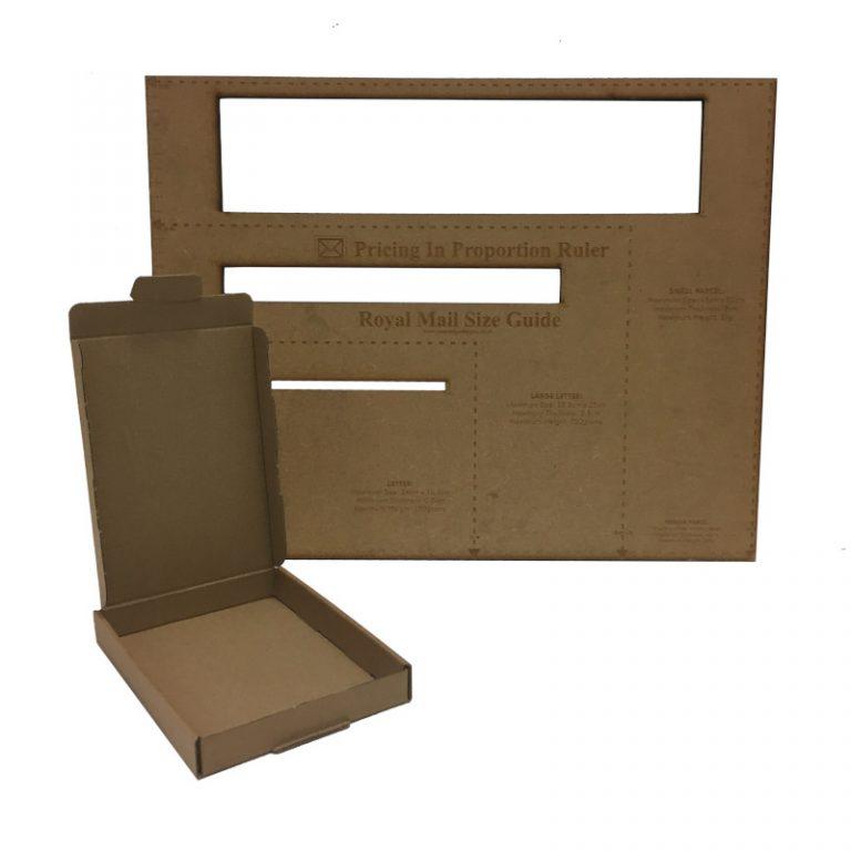 C6 Cardboard Royal Mail PIP Box