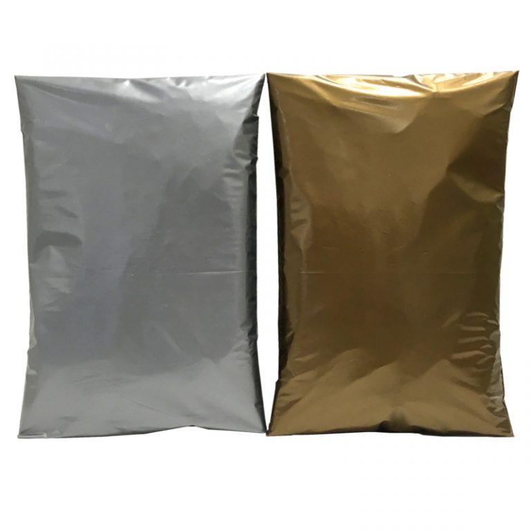 Metallic Mailing Bags Group Image