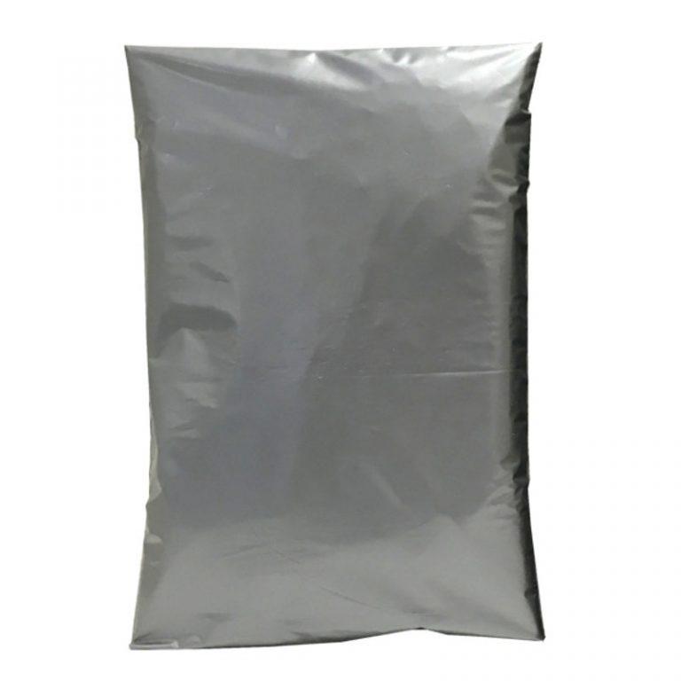 Silver Metallic Mailing Bags