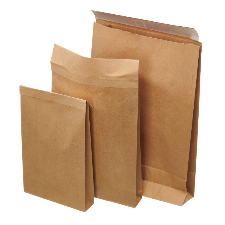 Kraft Paper Mailing Bags Group 2