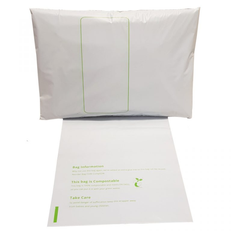 Biodegradable Compostable Mailing Bags