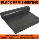DPM Damp Proof Membrane Sheeting