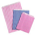 Paper Candy Stripe Bag Group