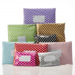 Printed Divinely Different Polka Dot Mailing Bags Group