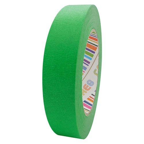 Coloured Paper Masking Tape - 24mm Green