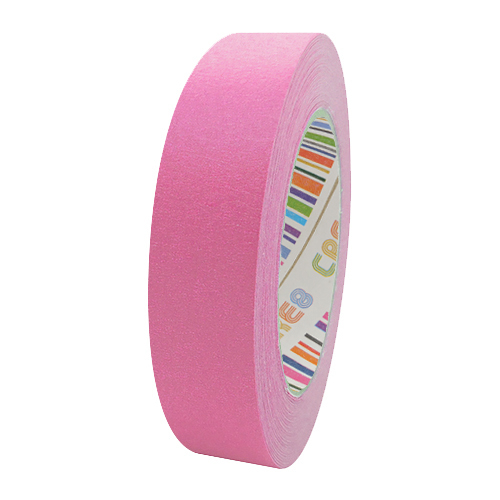 Coloured Paper Masking Tape - 24mm Pink