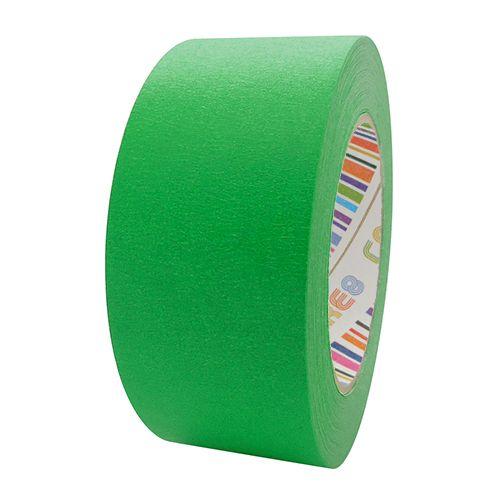 Coloured Paper Masking Tape - 48mm Green