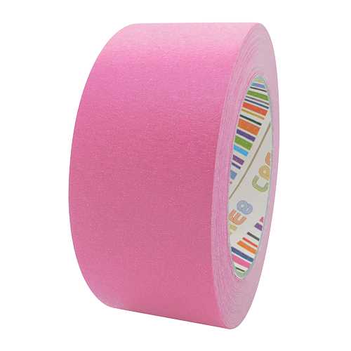 Coloured Paper Masking Tape - 48mm Pink